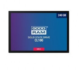 Hard Disc Laptop SSD 240GB GOODRAM-CL100-SSDPR-CL100-120-G2 magazin computer md Chisinau