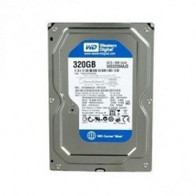 Hard Disk Computer MD Western Digital Blue WD3200AAJS 320GB SATA 8MB Componente Calculatoare Chisinau