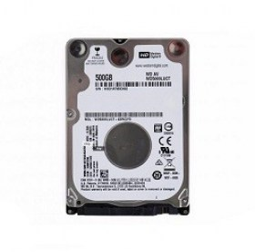 Hard Disk Laptop 2.5 HDD 500GB Western Digital WD5000LUCT 5400rpm 16MB SATAII