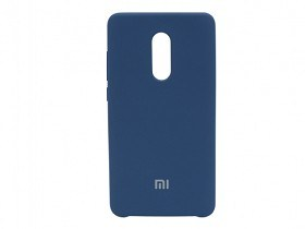 Husa Xiaomi Hard Case Cover Blue for Xiaomi Redmi 5