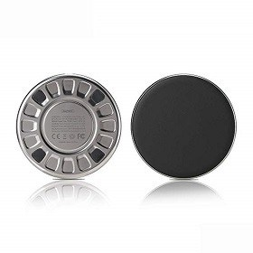 Incarcator Remax wireless charger RP-W10, Black accesorii md magazin telefoane mobile chisinau