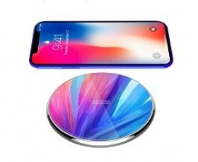 Incarcator Telefon Wireless pentru Apple iPhone Nillkin Fancy wireless charger Chisinau magazin accesorii smartphone md