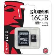 Kingston SDC10G2/16GB microSDHC Class 10 UHS-I+Adapter