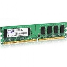 Memorie RAM Computer 2GB DDR2-800MHz GOODRAM CL6 GR800D264L6/2G componente pc calculatoare md Chisinau