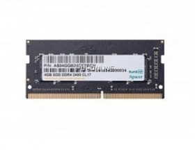 Memorie RAM Laptop SODIMM 4GB DDR4-2400MHz Apacer CL17 1.2V Chisinau magazin accesorii notebook md