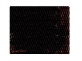 Gaming Mouse Pad Esperanza EGP102R FLAME MIDI 300x240x3mm Rubber bottom