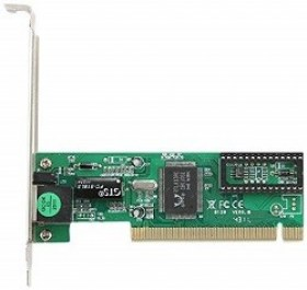 Network Adapter Gembird NIC-R1 PCI Fast Ethernet Card Realtek 8139C chipset magazin computere md in Chisinau
