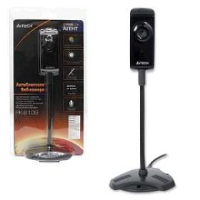 PC Camera A4Tech PK-810G 480p Built-in-Microphone 30fps Webcam Chisinau itunexx.MD