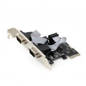 PCI Express x2 Serial port RS232 COM DB9M Gembird SPC-22