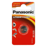 Panasonic CR-1616EL/1B CR1616, Blister-1