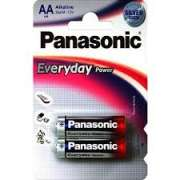 Panasonic LR6REE/2BR EVERYDAY Power AA Blister-2