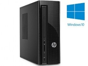 Computer Desktop PC Tower HP Pavilion Slimline 270-P043W i3-7100 8GB 1TB Win10 magazin de Calculatoare in Chisinau