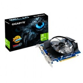 Placa Video Gaming VGA Gigabyte GT730 2GB GDDR5 Low Profile componente pc internet magazin computere md