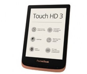 PocketBook Touch HD 3, 632 Spicy Copper 6E Wi-Fi magazin electronice in Chisinau