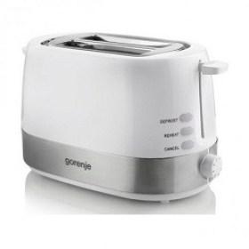 Preturi Ieftine Toaster Sandwish MD GORENJE T850WE 830W 2 felii Magazin Online Electrocasnice Chisinau