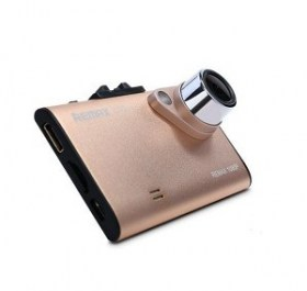 Remax Car DVR recorder, CX-01, Gold