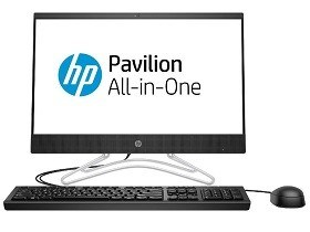 Sistem All-in-One-PC MD HP 200 G4 FullHD IPS J5040 4GB RAM 1Tb 7200rpm DVD-RW CR HD Cam Calculatoare Chisinau