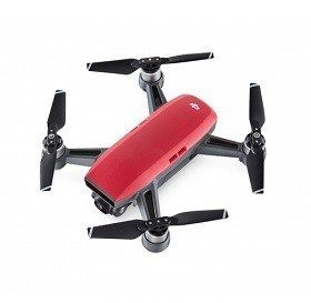 Site md Drona Portabila DJI Spark Fly More Combo Lava Red RC 12MP FHD 30fps camera magazin Electronice Chisinau