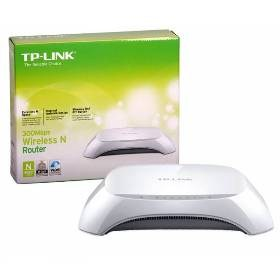 """Wireless Router TP-LINK """"TL-WR840N"""" 300Mbps"""