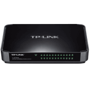 TP-LINK TL-SF1024M, 24port 10/100Mbps Switch