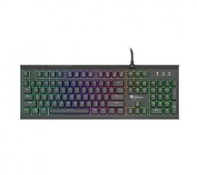 Tastatura Gaming Genesis THOR 200 RGB Backlit USB magazin accesorii pc computere md Chisinau