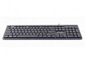 Tastatura Multimedia Gembird KB-MCH-03-RU Slimline USB magazin accesorii computere md Chisinau