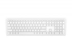 Tastatura Wireless HP 600 white magazin accesorii pc computere md Chisinau