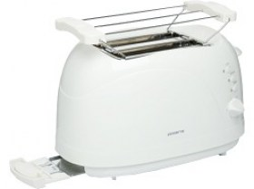 Toaster Polaris PET0702L 750W 2 slices of toast white magazin online tehnica md Electrocasnice Chisinau