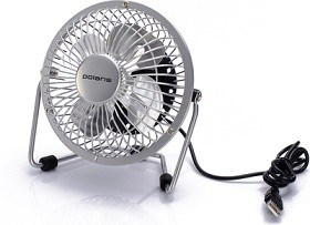 Ventilator de masa Fan Polaris PUF1012S 2.5W table 120mm USB magazin online md tehnica electrocasnice chisinau
