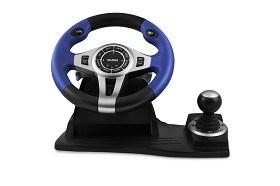 Volan Jocuri MD Wheel SVEN GC-W600 PC/PS3 Xinput