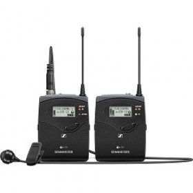 Wireless Microfon set Sennheiser EW-122P-G4 B magazin online audio md Chisinau