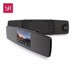 Xiaomi YI Mirror Dash Camera + Rear camera EU